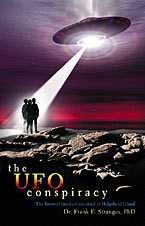 The UFO Conspiracy cover